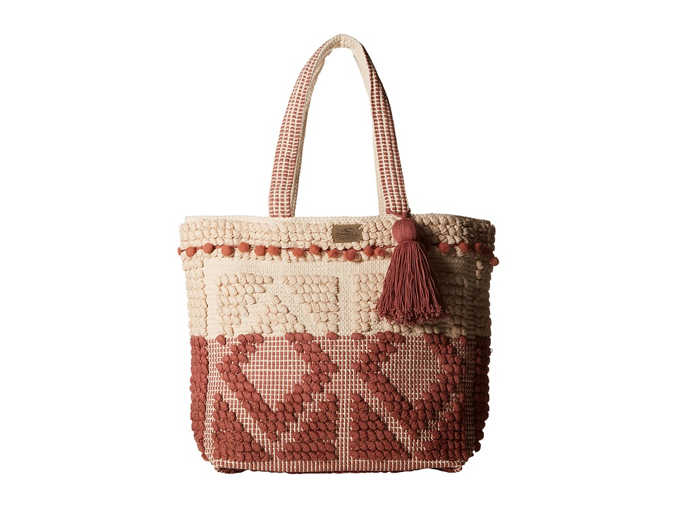 O'Neill - Joplin Tote (Clay) Tote Handbags