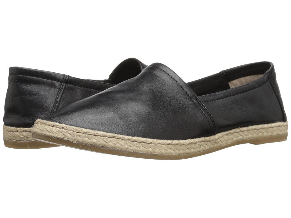 Miz Mooz - Amaze (Black) Women's Slip on Shoes