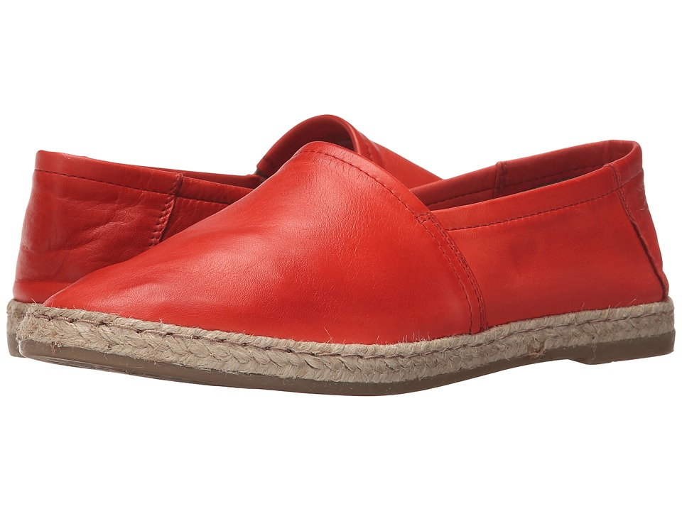 Miz Mooz - Amaze (Scarlet) Women's Slip on Shoes