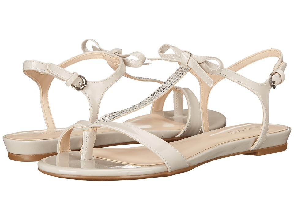 Nine West - Odele (Off-White/Off-White Synthetic) Women