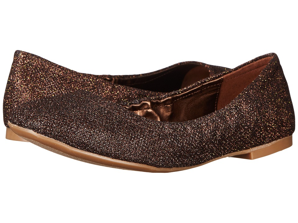 Nine West - Girlsnite (Bronze Fabric) Women's Shoes