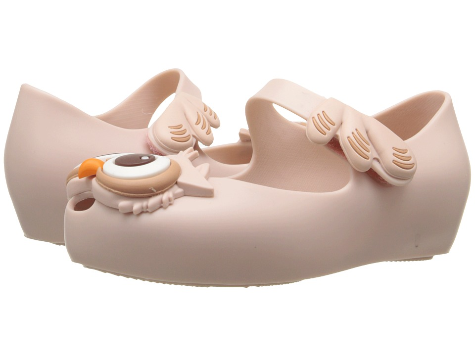 Mini Melissa - Melissa Ultragirl V (Toddler) (Sand) Girl's Shoes