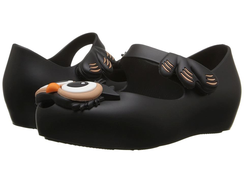 Mini Melissa - Melissa Ultragirl V (Toddler) (Black) Girl's Shoes