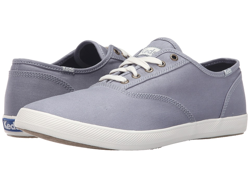 Keds - Champion Cvo (Blue Gray) Men's Lace up casual Shoes