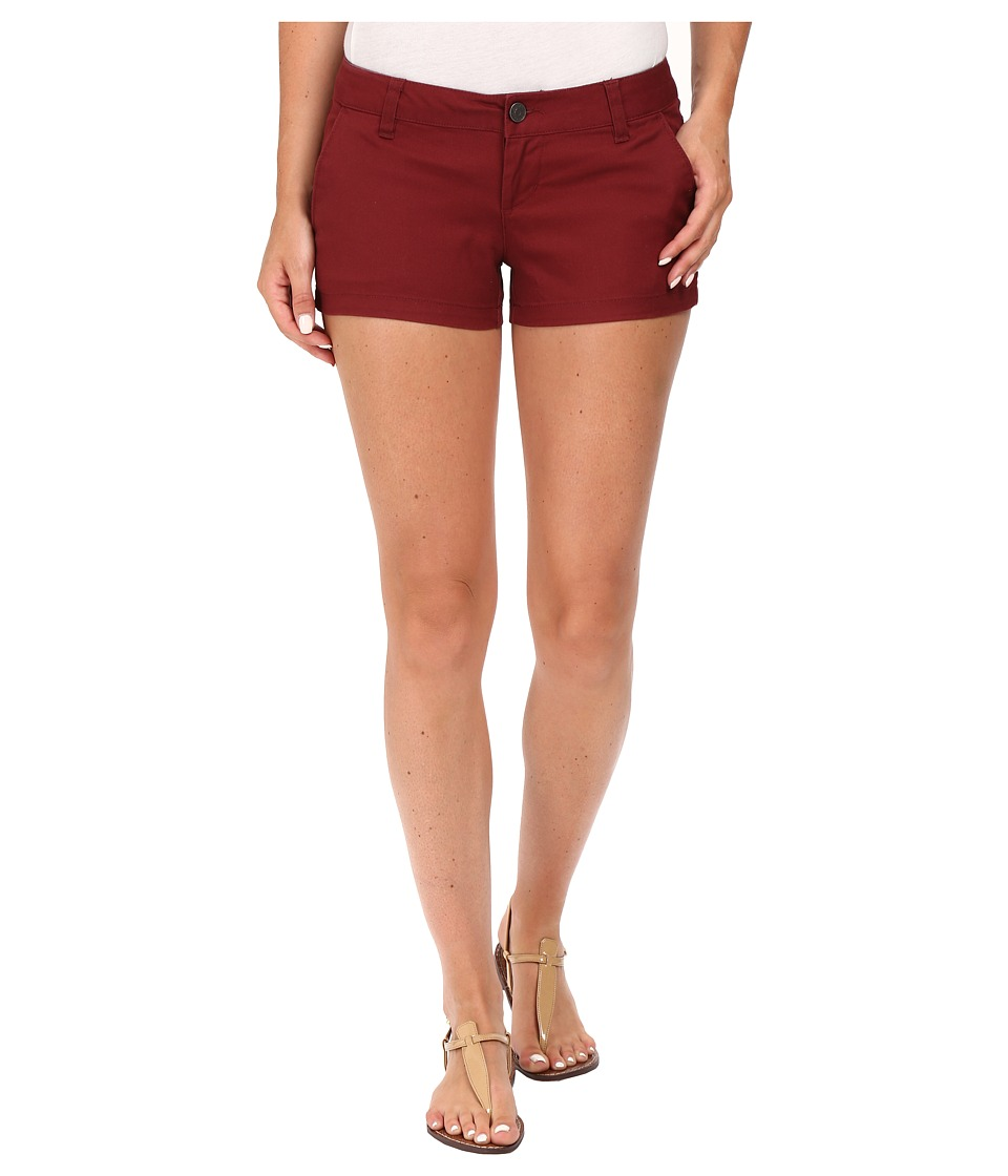 Volcom - Frochickie 2.5 Shorts (Crimson) Women's Shorts