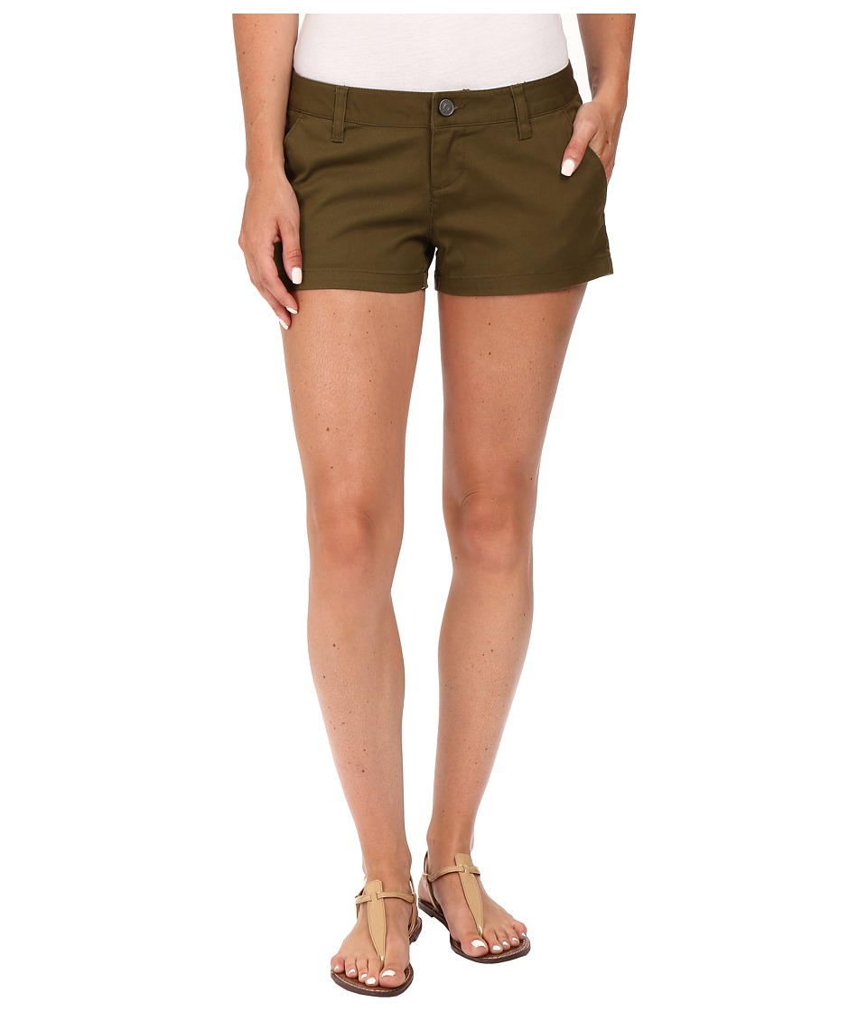 Volcom - Frochickie 2.5 Shorts (Lentil Green) Women's Shorts