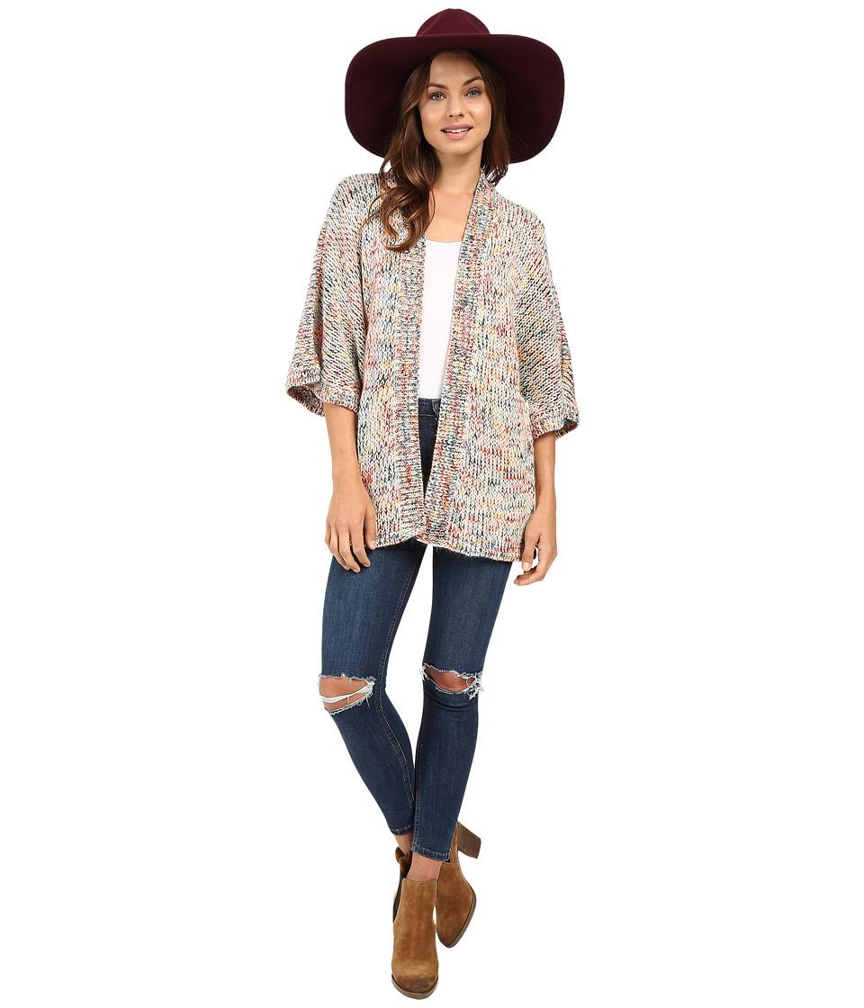 Volcom - Kokamo Kimono (Multi) Women's Dress