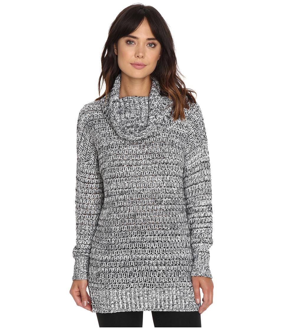 Volcom - Something Good Tunic (Black) Women's Sweater