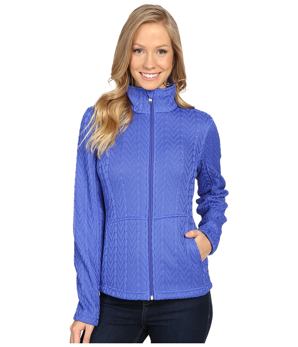 Spyder - Major Cable Core Sweater (Bling) Women's Sweater
