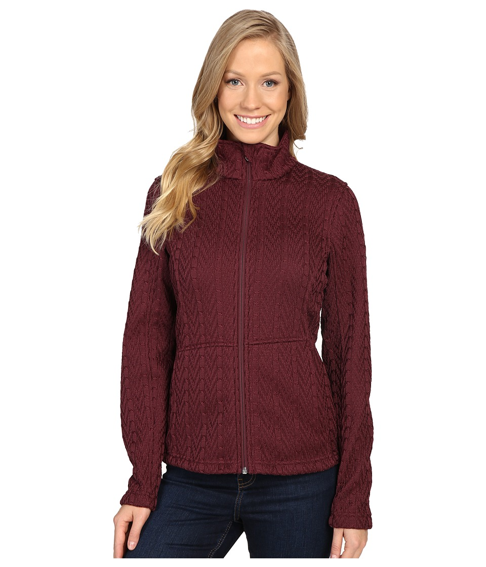 Spyder - Major Cable Core Sweater (Fini) Women's Sweater