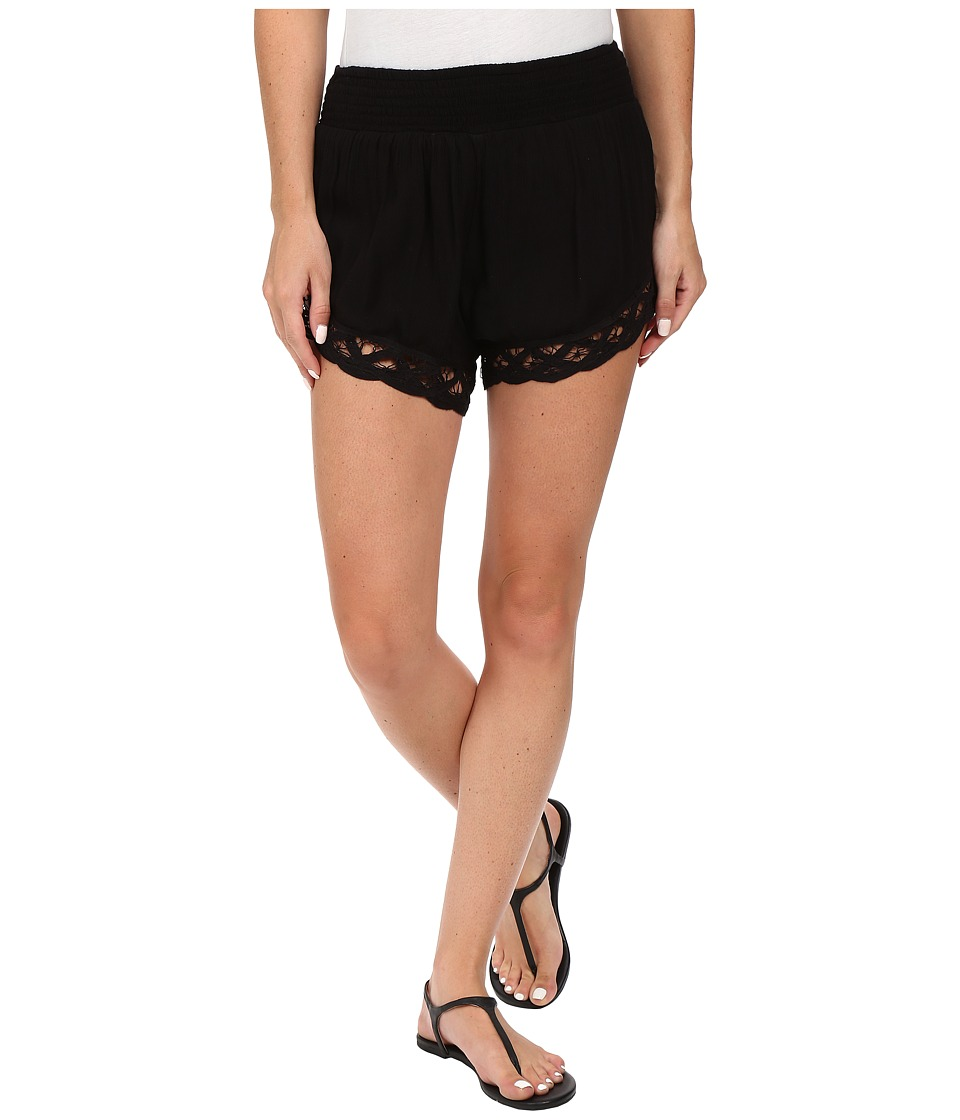 Volcom - Dreamt It Shorts (Black) Women's Shorts