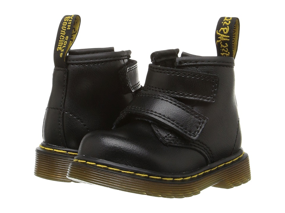 Dr. Martens Kid's Collection - Brooklee BV (Toddler) (Black) Kids Shoes