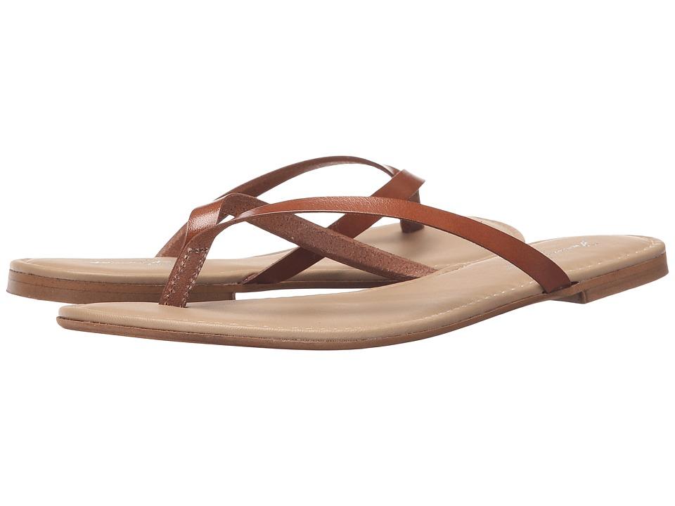Massimo Matteo - Thong (Noce) Women's Sandals