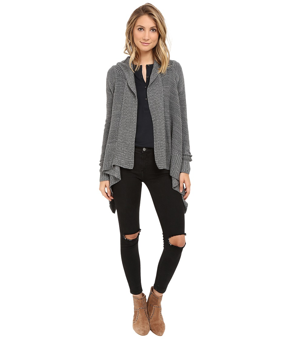 Roxy - Holloway Love Sweater (Heritage Heather) Women's Sweater