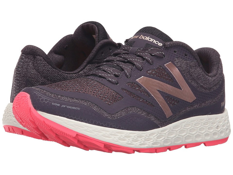 New Balance - Fresh Foam Gobi (Grey/Pink) Women's Running Shoes
