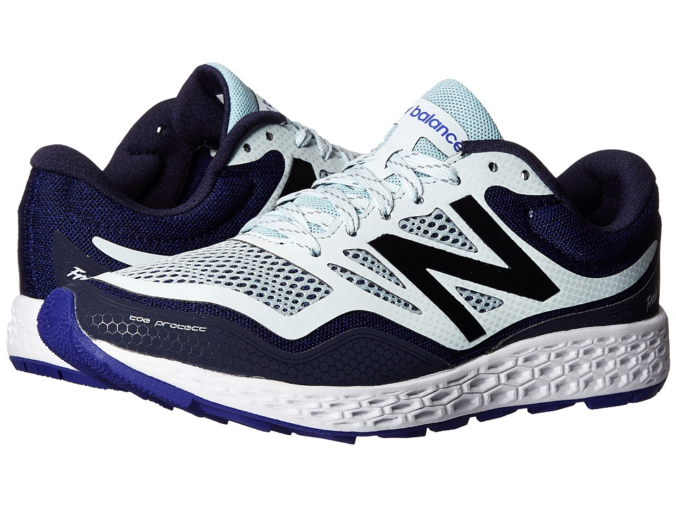 New Balance Fresh Foam Gobi (Navy/Light Blue) Women