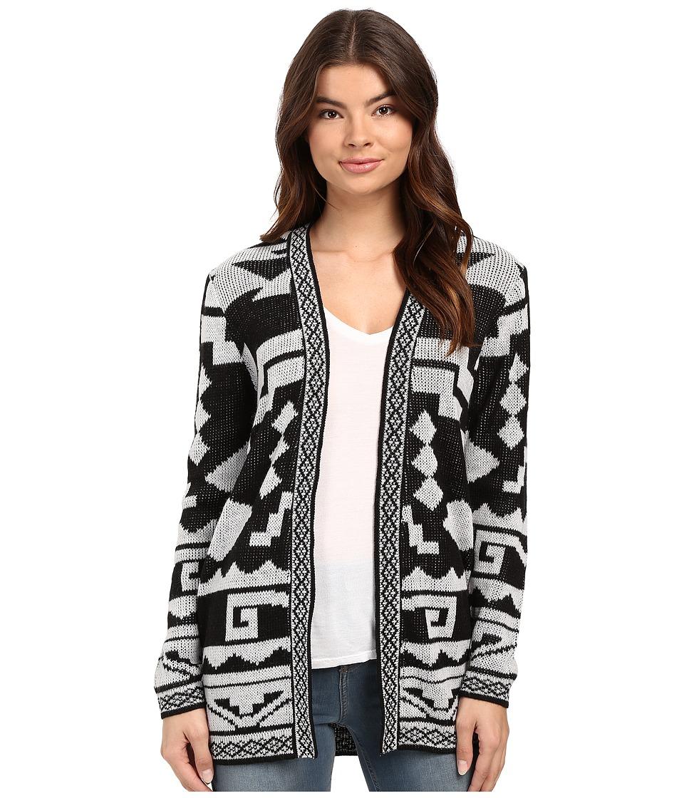 Volcom - Show Down Sweater (Black) Women's Sweater