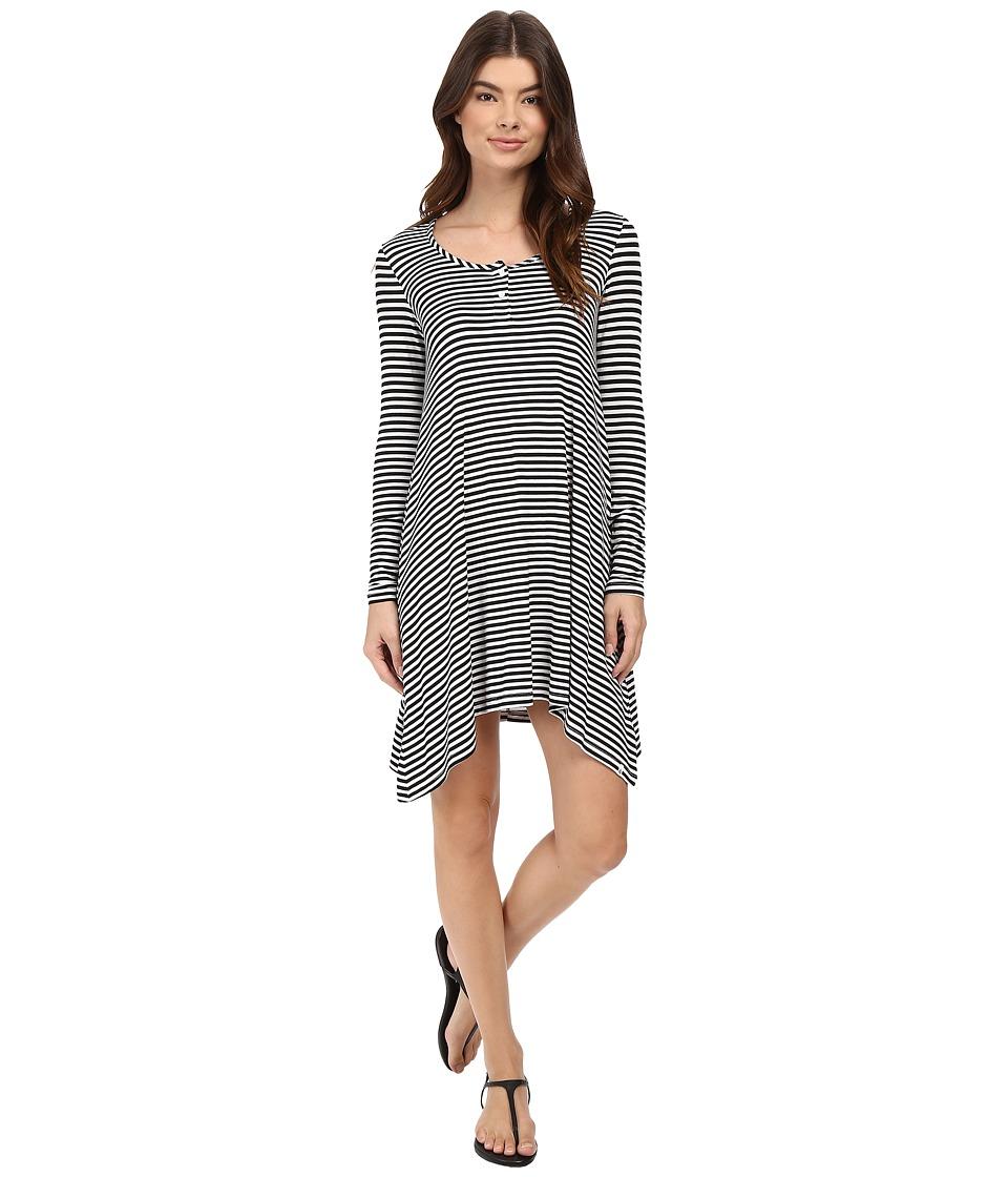Volcom - Maxed Out Dress (Black Combo) Women's Dress