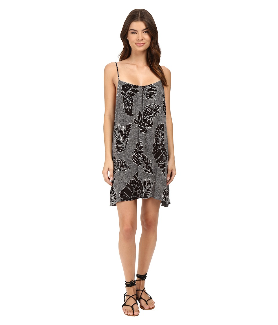 Volcom - Escape Artist Dress (Black) Women's Dress