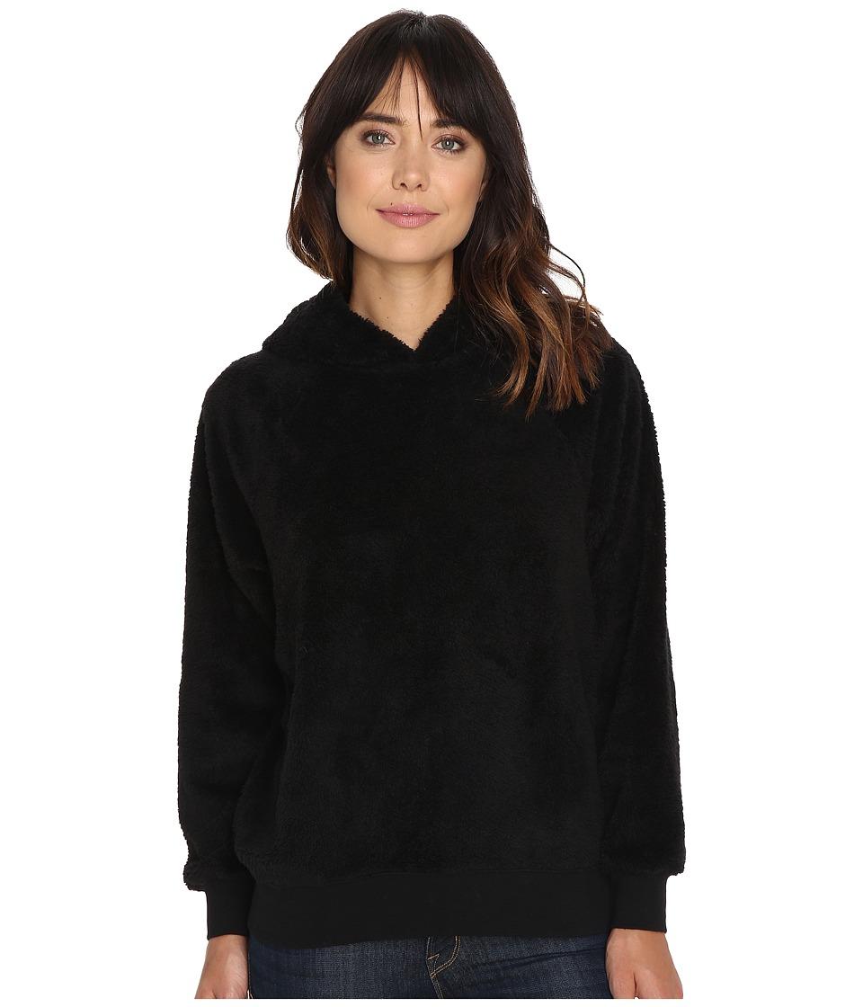Volcom - Cave Dweller Hoodie (Black) Women's Sweatshirt