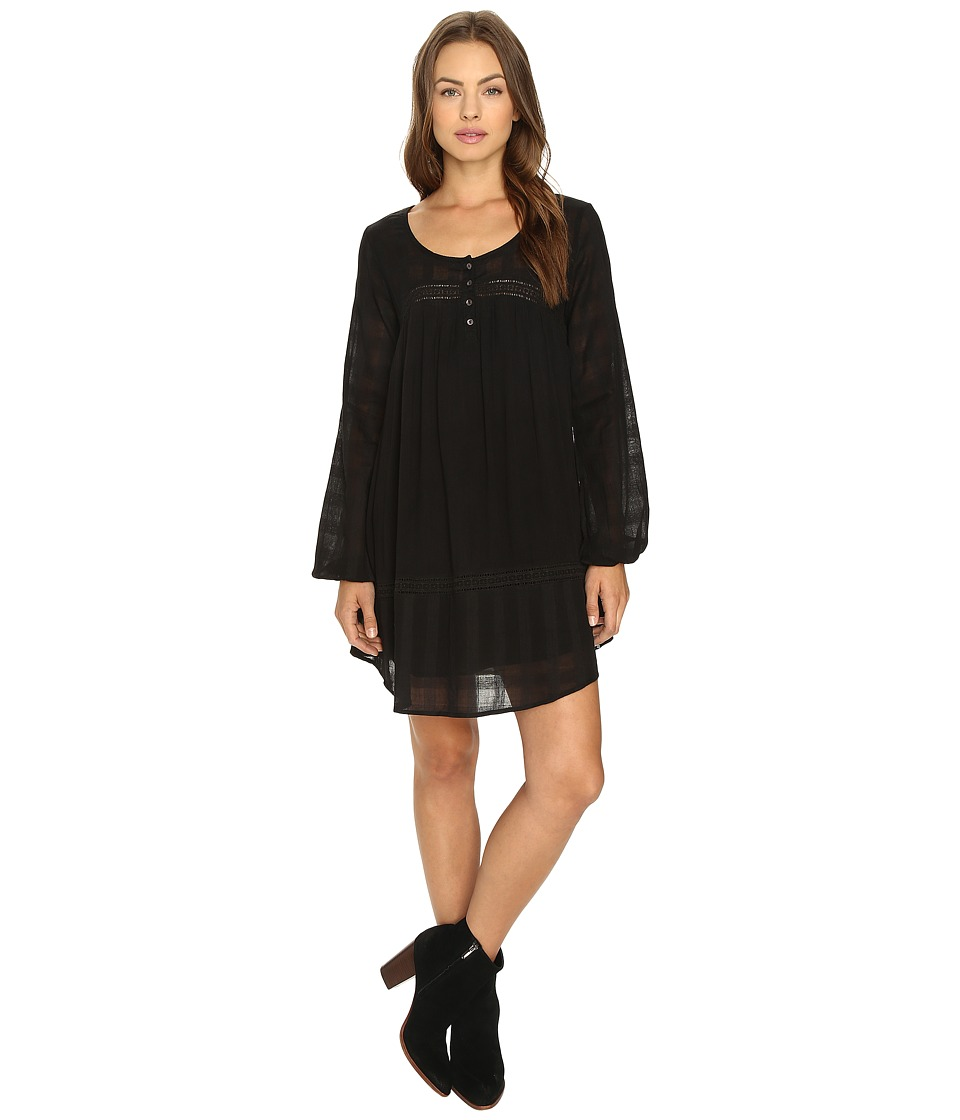 Volcom - Adalaide Dress (Black) Women's Dress