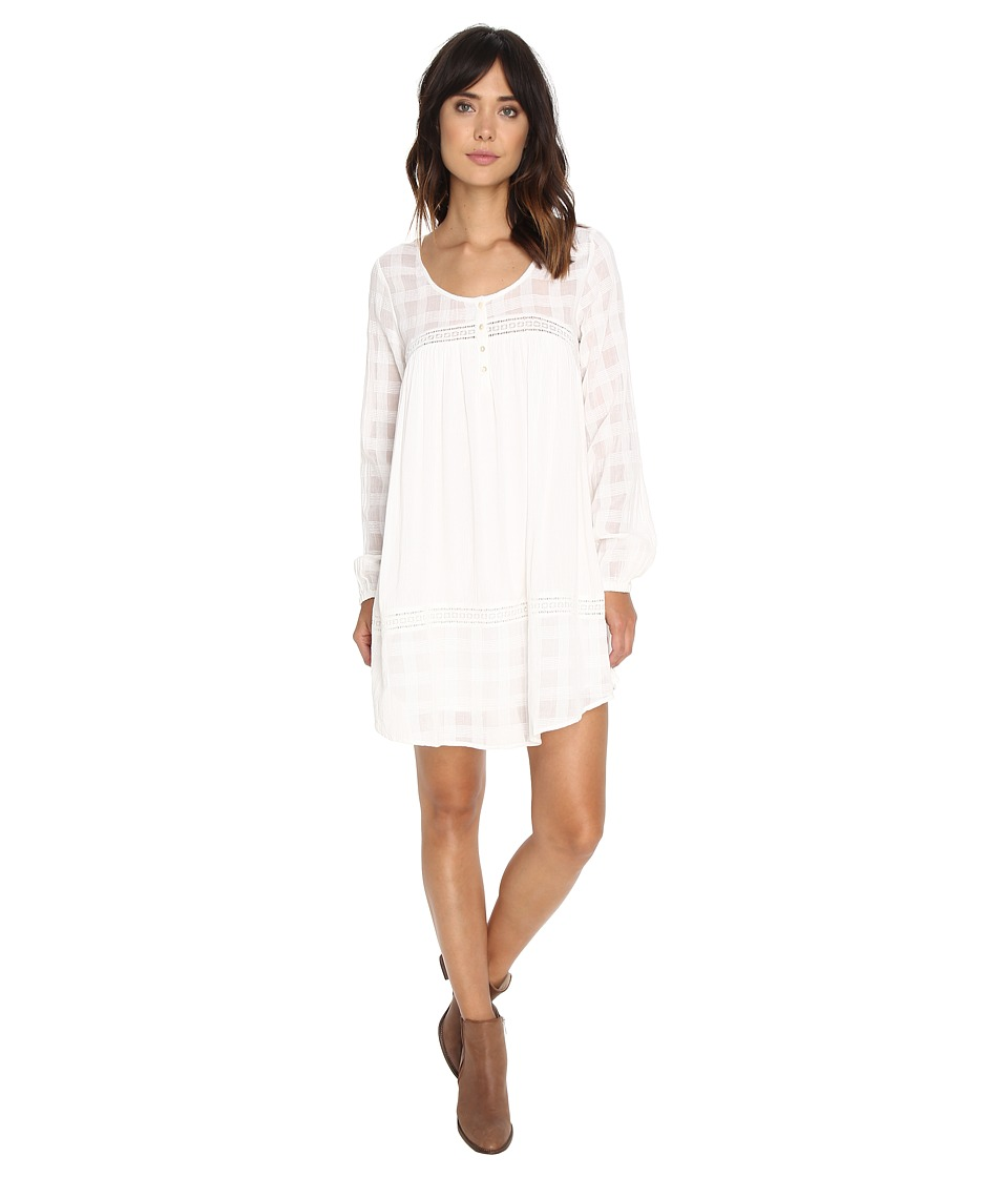 Volcom - Adalaide Dress (White) Women's Dress