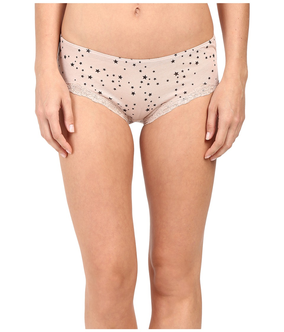 Only Hearts - Starlight Hipster (Bone/Black) Women's Underwear