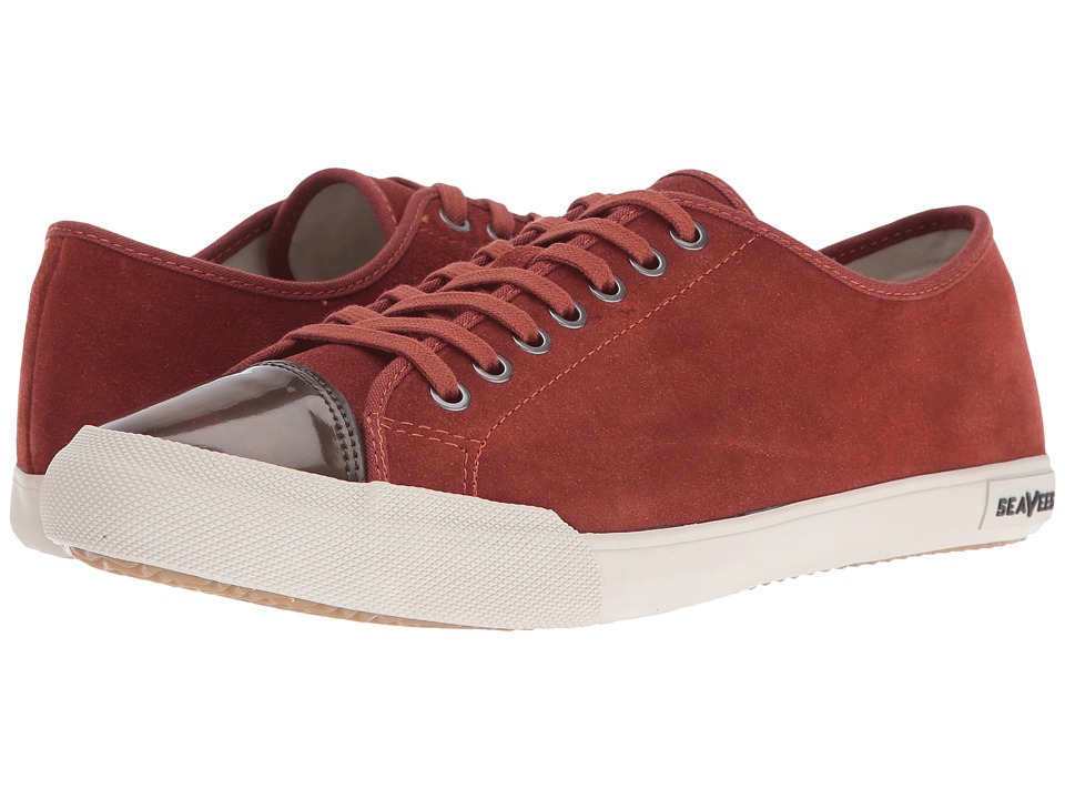 SeaVees - 08/61 Army Low Wintertide (Burnt Henna) Men's Shoes