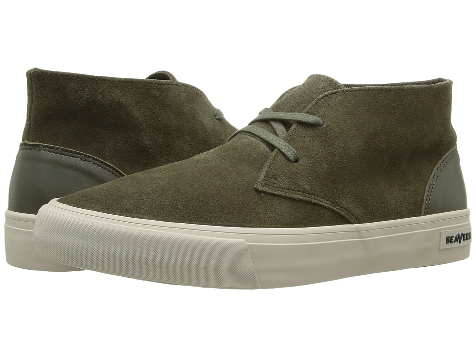 SeaVees - 12/62 Maslon Wintertide (Army) Men's Shoes