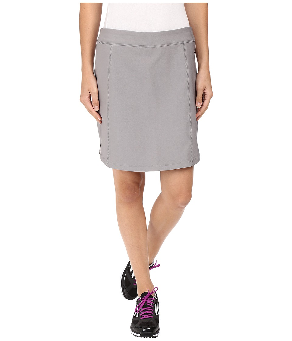 adidas Golf - adistar PULL ON SKORT (Charcoal Solid Grey) Women's Skort