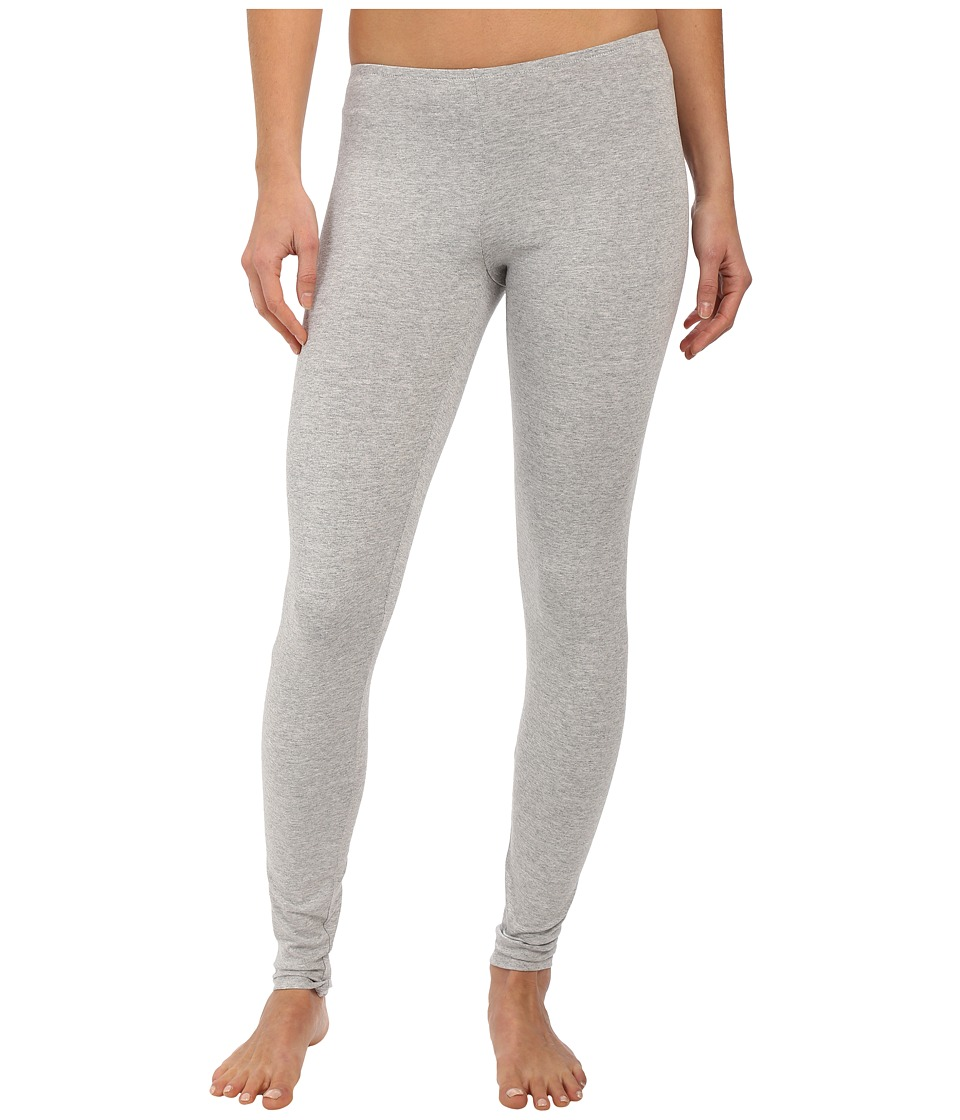 Only Hearts - So Fine Leggings (Heather Grey) Women's Casual Pants
