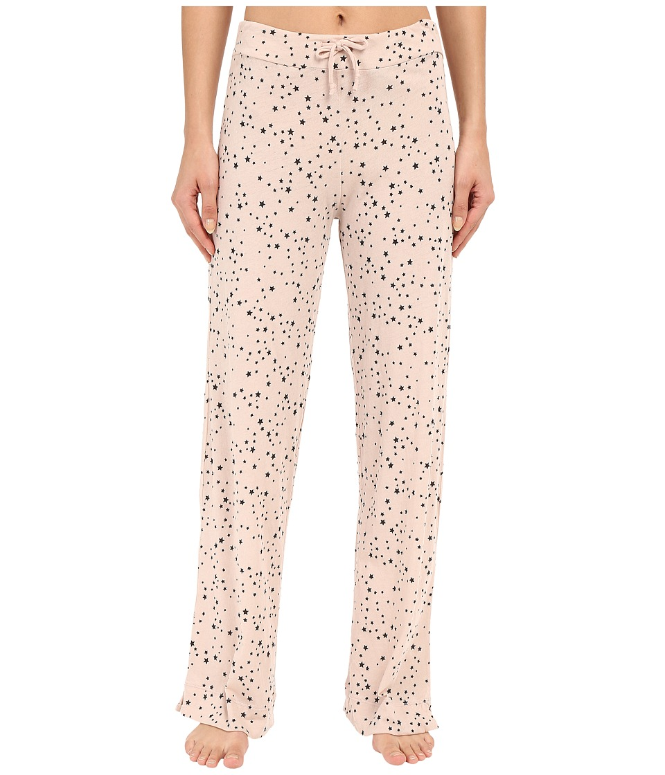 Only Hearts - Starlight Drawstring Pants (Bone/Black) Women's Pajama