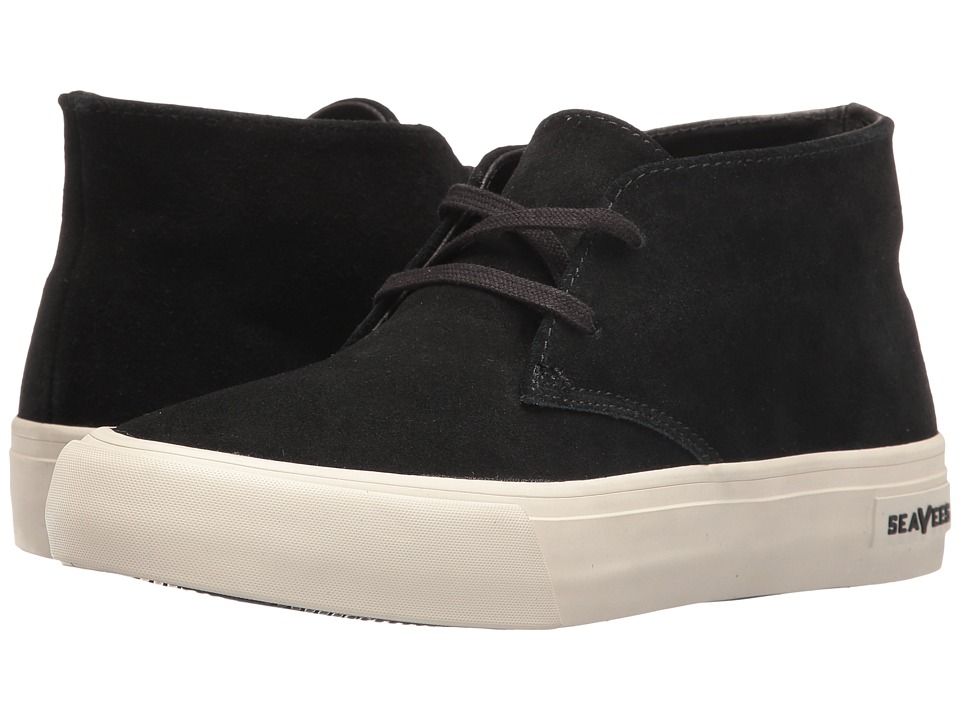 SeaVees 12/62 Maslon Desert Boot (Black) Women