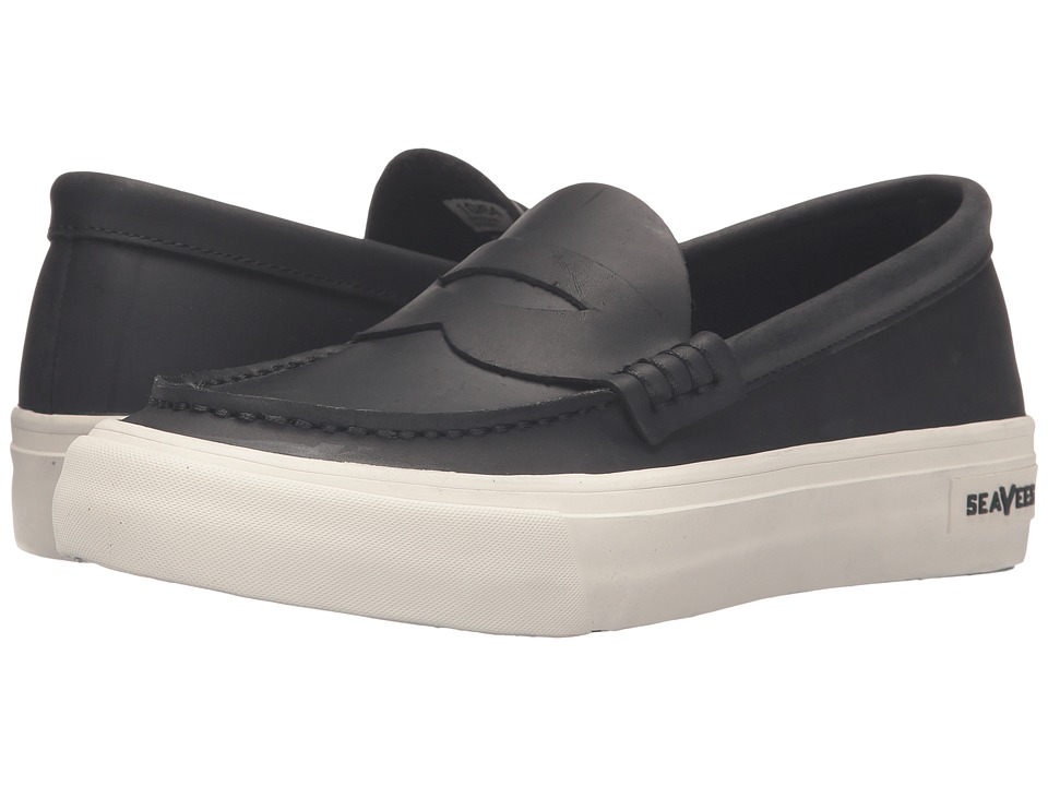 SeaVees - 10/64 Freedom Penny (Black) Women's Shoes