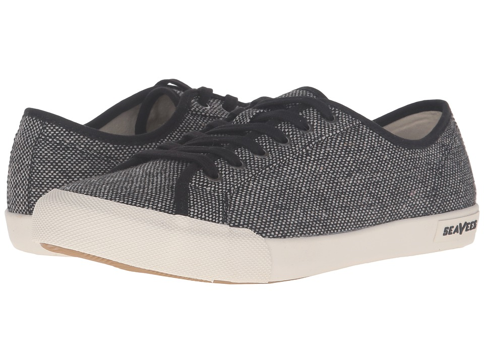 SeaVees - 06/67 Monterey Tweed (Black/White) Women's Shoes