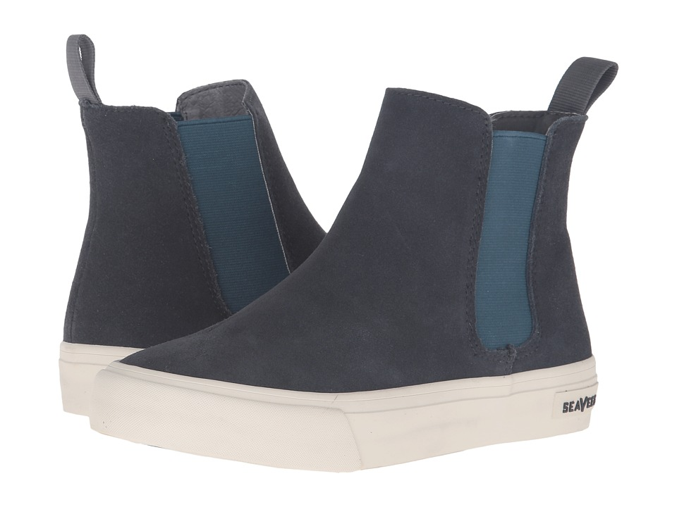 SeaVees 04/67 Laguna Chelsea Boot (Deep Navy) Women
