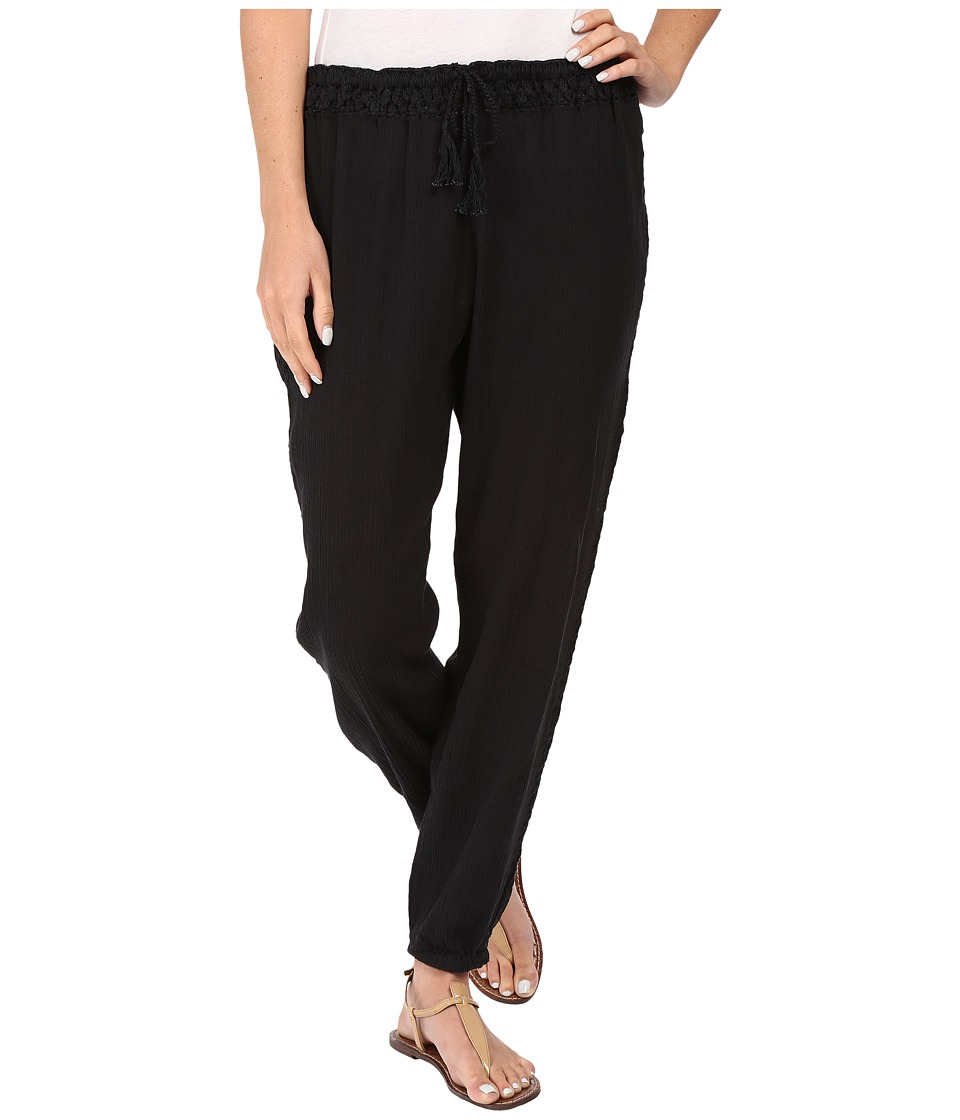 Volcom - Moonfire Pants (Black) Women's Casual Pants