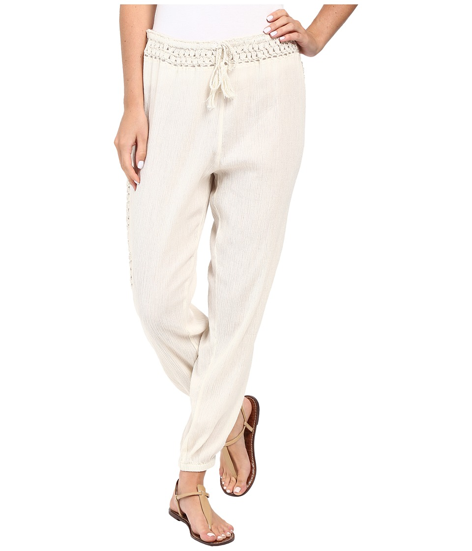 Volcom - Moonfire Pants (Vintage White) Women's Casual Pants
