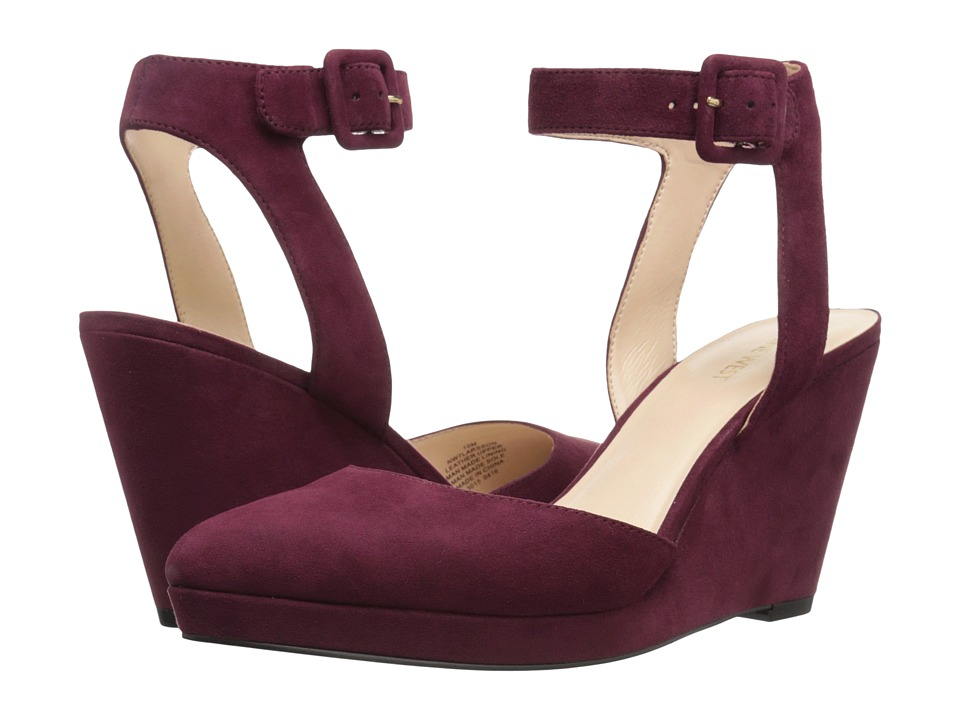 Nine West - Larsson (Cranberry) Women's Shoes