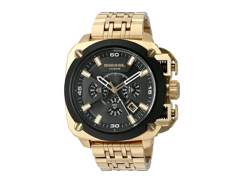 Diesel - BAMF - DZ7378 (Black) Watches