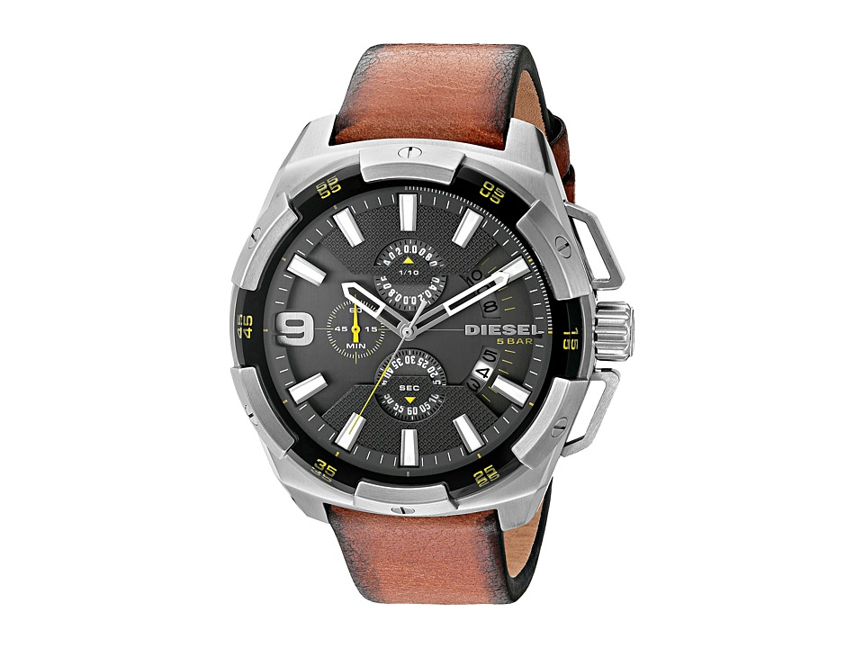 Diesel - Heavyweight - DZ4393 (Grey) Watches