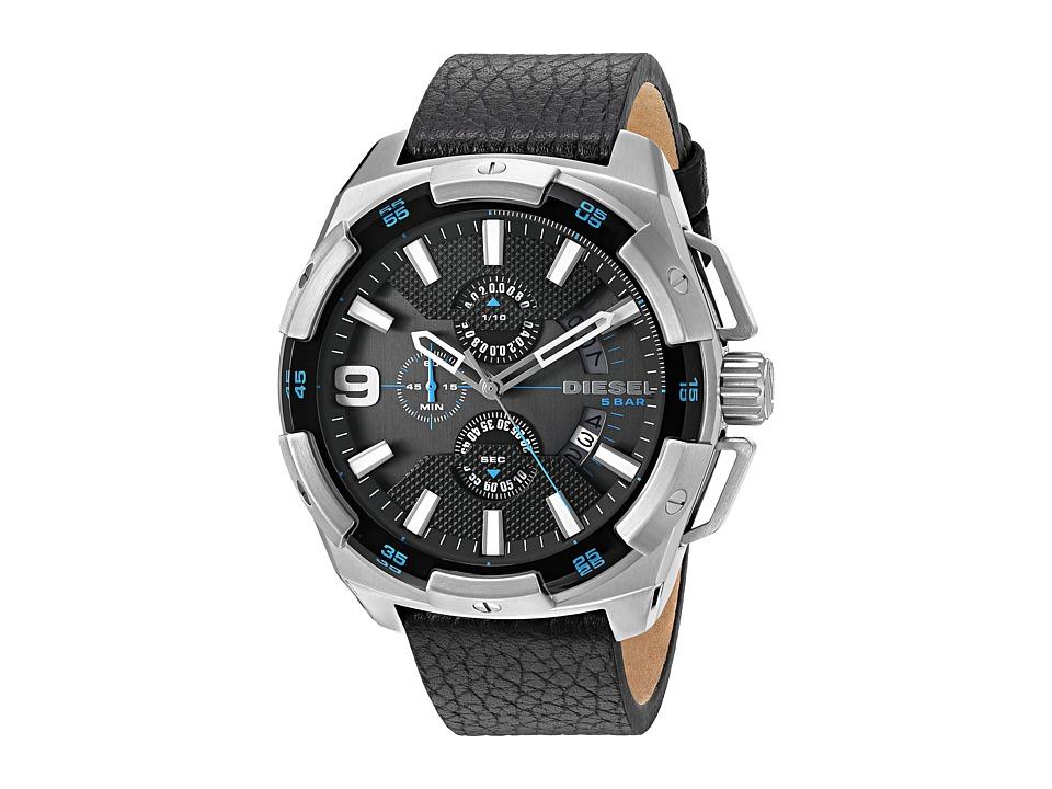 Diesel - Heavyweight - DZ4392 (Black) Watches