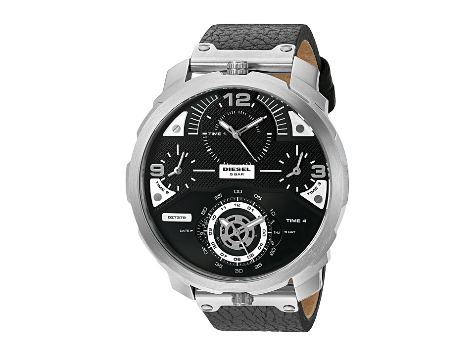 Diesel - Machinus - DZ7379 (Black) Watches