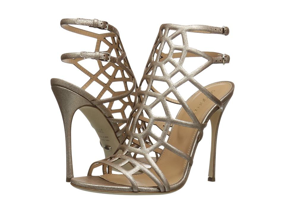 Sergio Rossi - Puzzle (Platinum Stardust) High Heels