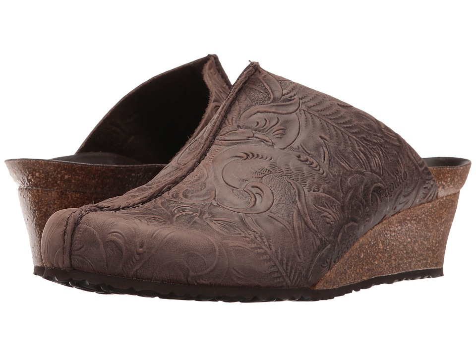 Birkenstock - Dolores (Relief Brown Nubuck) Women's Dress Sandals