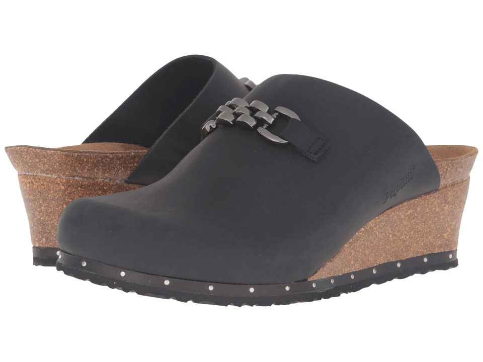 Birkenstock Daisy (Black Leather) Women