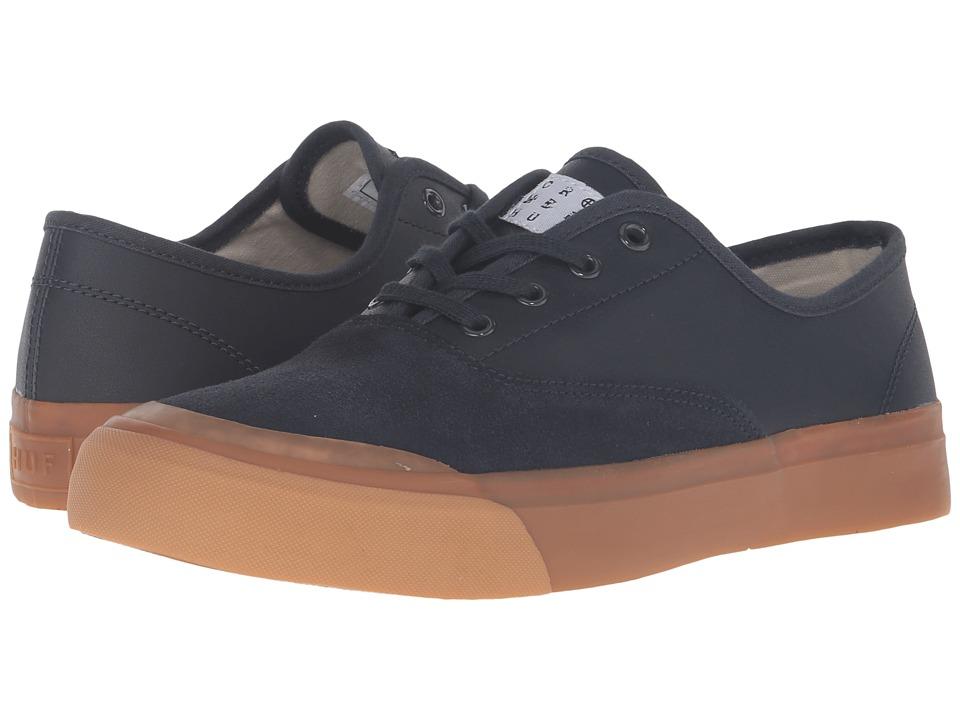 HUF - Cromer (Navy/Gum) Men's Skate Shoes