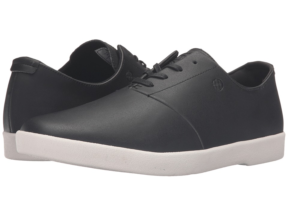 HUF - Gillette (Black/Blanc) Men's Skate Shoes