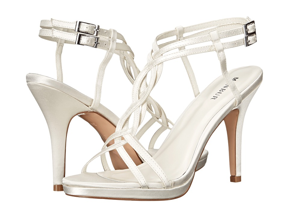 Menbur - Concepcion (Ivory) High Heels