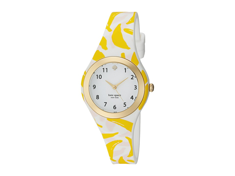 Kate Spade New York - Rumsey - KSW1125 (White) Watches